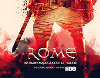 ROME - Fan Posters