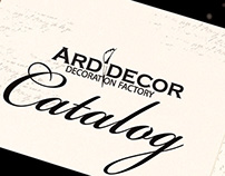 ARD DECOR Decoration Factory Branding
