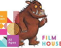 Film House Branding