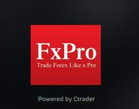 FxPro logo anim