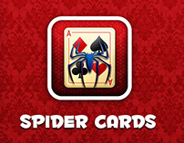King Spider Solitair Game