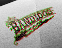 Bandidos Lettering