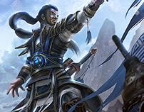 Hellfire: Qin Zheng 2