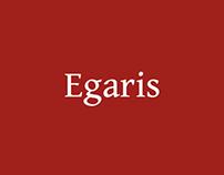 Egaris - Branding