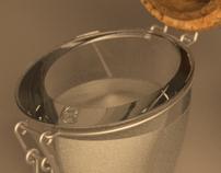 éco-packaging pour la crème originelle de Kibio