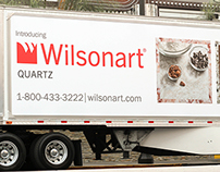 Wilsonart Showtruck