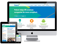 Polaris Responsive Website