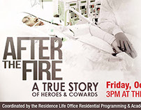 After the Fire Poster