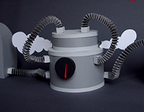 Latte Maschine