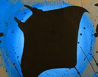 Cardboard Paintings (2005)