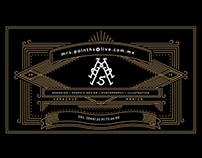 MrPainths - Corporate Identity