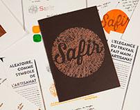 Safir soap brand