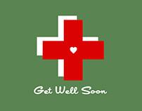Card: Get Well Soon