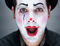 Conceptual Series: Clowns