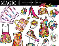 Acrylicana Product Promos 2010-2012