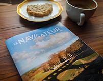 Navigateur Student Magazine