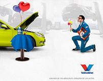 Campaña / Valvoline