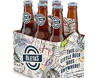 Packaging • Oletas Beer