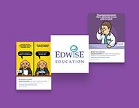 Social & Branding | Edwise Education