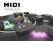 Midi Invader