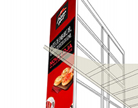 Pizza Hut - Nova loja