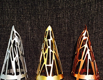 Cuspide Trophies at VM Design - Summer 2014