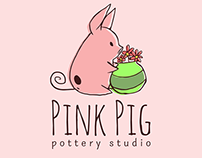 Pink Pig Pottery Studio