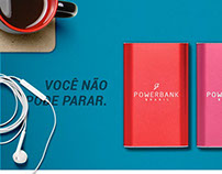 PowerBank Brasil Website // Facebook