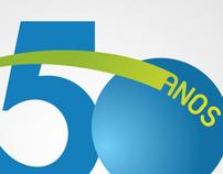 Selo ABIMO 50 anos