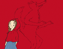 Little Red Riding Hood and The Missing Wolf - Editorial