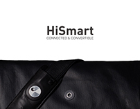 When Design Meets Tech - HiSmart Bag