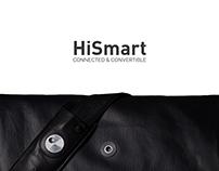 When Design Meets Tech - HiSmart Bag