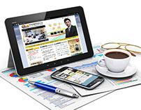 Multimedia Website - licwconsultant.com