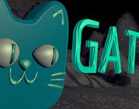 Gatuno//Marca personal - 3D