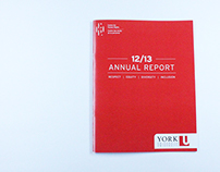 CHR - Annual Report (2012 - 2013)