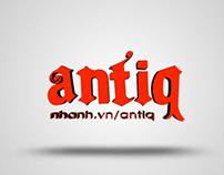 Giới thiệu dự án Antiq