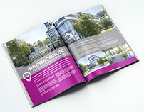Brochure Design Wide-in