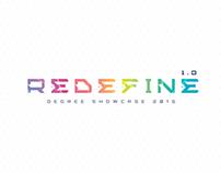 REDEFINE 1.0 / 2015