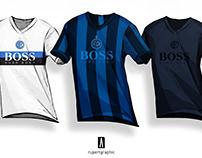 Inter Hugo Boss - concept