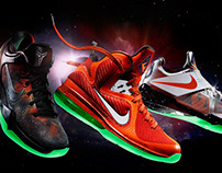Nike Basketball Galaxy Collection