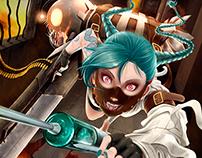Jinx - Escape del manicomio