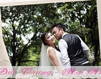 Pre Wedding Đức Trung - Mai Anh