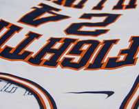 Flying Illini Jersey Graphics and Shoot