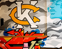 Kansas City North community center mural