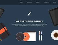 Nirav - Creative Muse Template