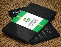 Premium Business Card PSD Template