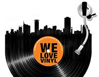 We Love Vinyl KE