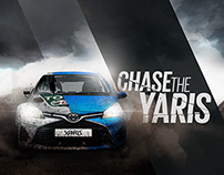 Chase the Yaris YouTube Game for Toyota