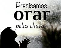 Social Media Case - #OremosPorChuva