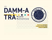 DAMM-A TRÀ, Milano Multietnica // Publishing